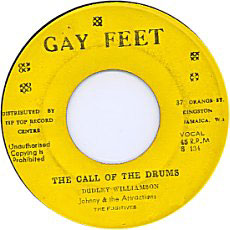 Dudley Williamson - The Call Of The Drums