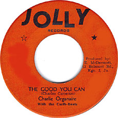 Charlie Organnaire - The Good You Can