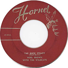 Noel Brown With The Wildcats - The Rocksteady