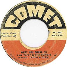Lloyd And Glenn - What You Gonna Do