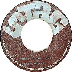 Glen Miller - Where Is The Love