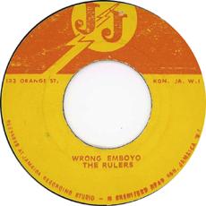 The Rulers - Wrong 'Em Boyo
