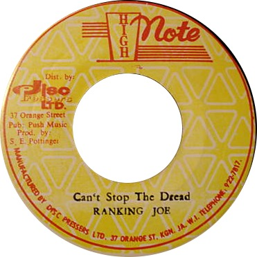 Roy Panton Edwards All Stars You Dont Know Me Dr No