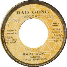 Dave Robinson - Rain Bow