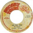 Rickey Grant - All For One