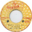 Eric Valentine - What A Thing Jah