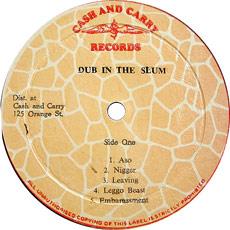 Dub In The Slum