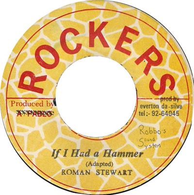 Roman Stewart - If I Had A Hammer