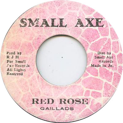 The Gaillads - Red Rose