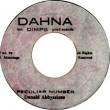 Donald Abbysinnians - Peculiar Number