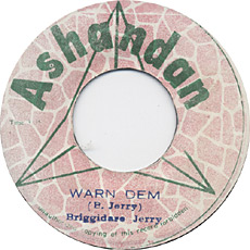 Brigadier Jerry - Warn Dem