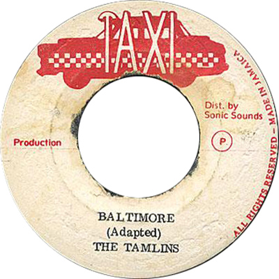 The Tamlins - Baltimore