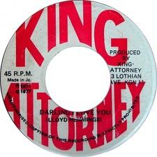 Lloyd Hemmings - Darling I Live You