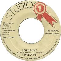 Lone Ranger - Love Bump
