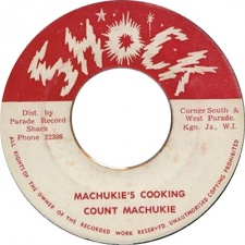 Count Machuki - Machukies Cooking