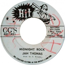 Jah Thomas - Midnight Rock