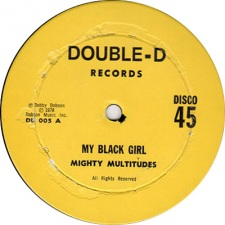 Mighty Multitudes - My Black Girl