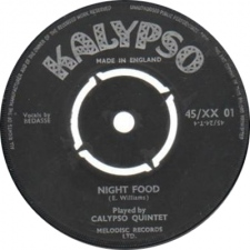 Calypso Quintet - Nightfood