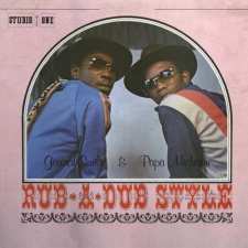 General Smiley & Papa Michigan - Rub A Dub Style LP