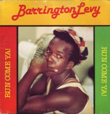 Barrington Levy - Run Come Ya