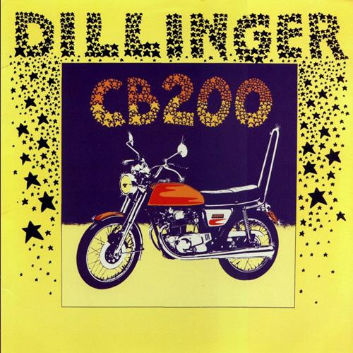 Dillinger - CB200 LP