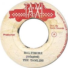 The Tamlins - Baltimore