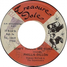 Phyllis Dillon - Don't Touch My Tomato