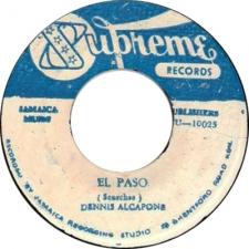 Dennis Alcapone - El Paso