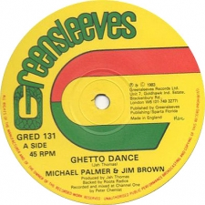 Michael Palmer & Jim Brown - Ghetto Dance