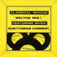 Ghetto Man Corner LP