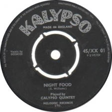 Calypso Quintet - Nightfood