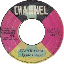The Tidals - Stand Firm
