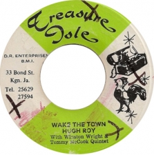 U Roy - Wake The Town