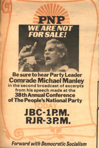 PNP advert