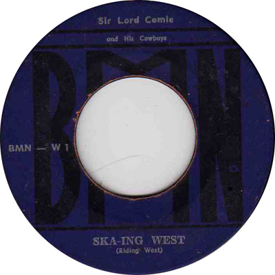 Sir Lord Comic - Ska-ing West