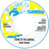 Barry Brown - Stone Of The Arrival