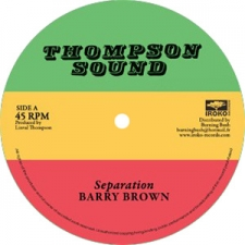 Barry Brown - Separation