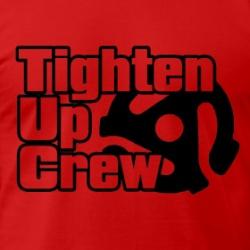 Tighten Up Crew - T-Shirt detail