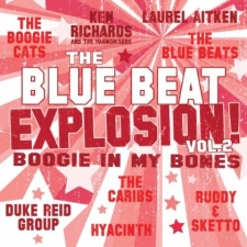 Blue Beat Explosion Vol 2.