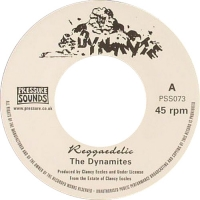 The Dynamites - Reggaedelic