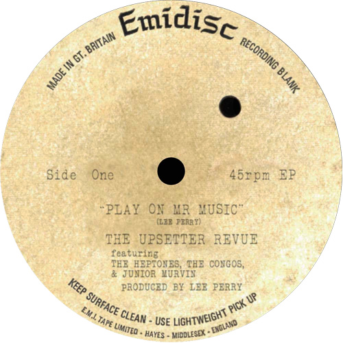 The Upsetter Revue - Play On Mr Music